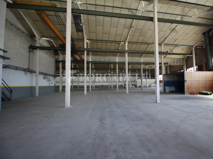 Nau industrial en lloguer de 3.475 m² Sabadell, Barcelona #8