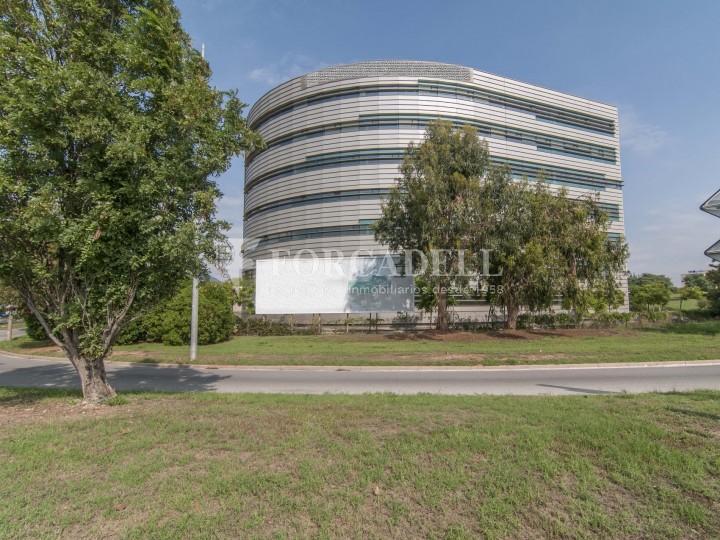 Oficina en lloguer a l'edifici Logic I. Castelldefels.  1