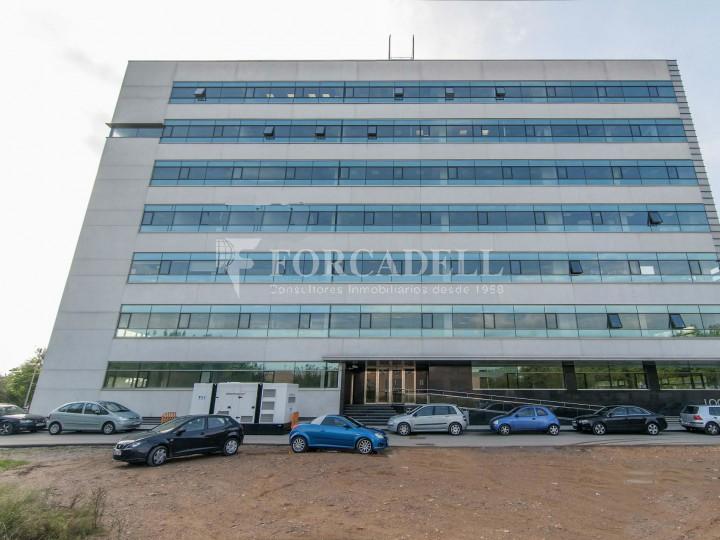 Oficina en lloguer a l'edifici Logic I. Castelldefels.  7
