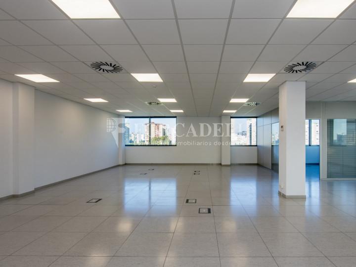 Oficines en lloguer al costat de la Plaça Europa-Zona Fira. Hospitalet de Llobregat #12