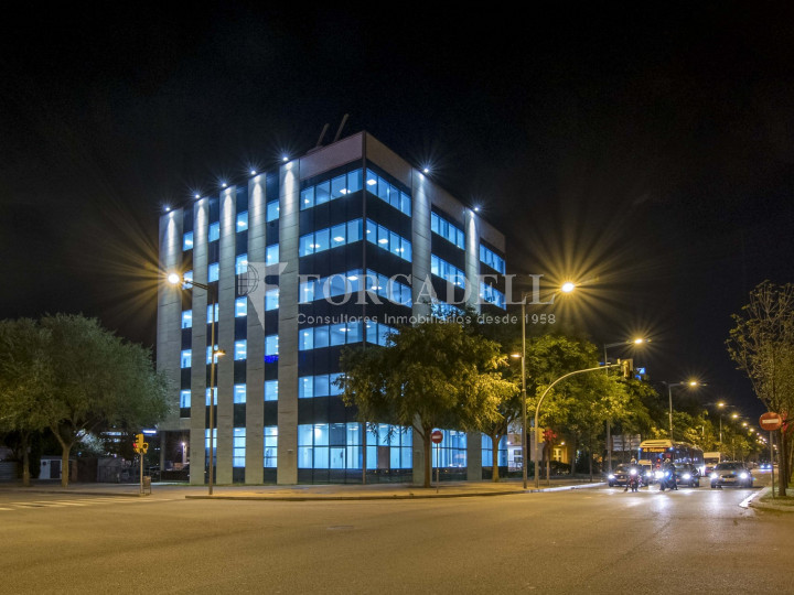 Oficines en lloguer al costat de la Plaça Europa-Zona Fira. Hospitalet de Llobregat #13