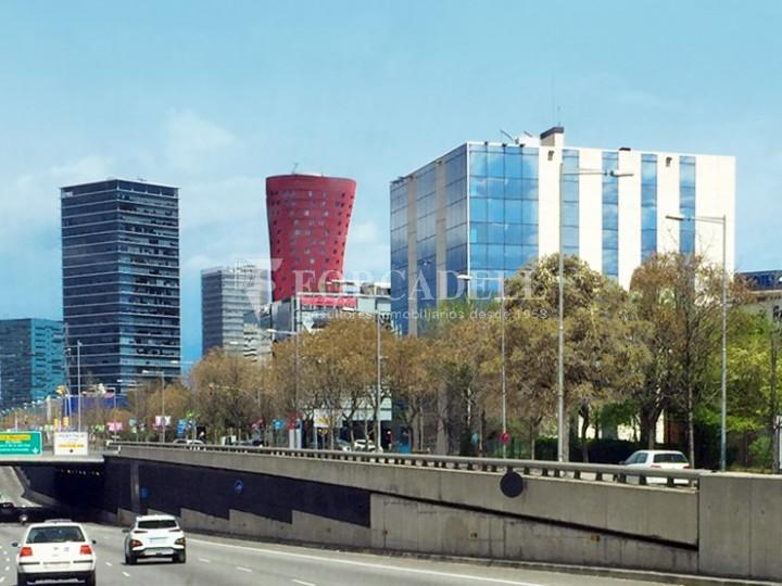 Oficines en lloguer al costat de la Plaça Europa-Zona Fira. Hospitalet de Llobregat 1