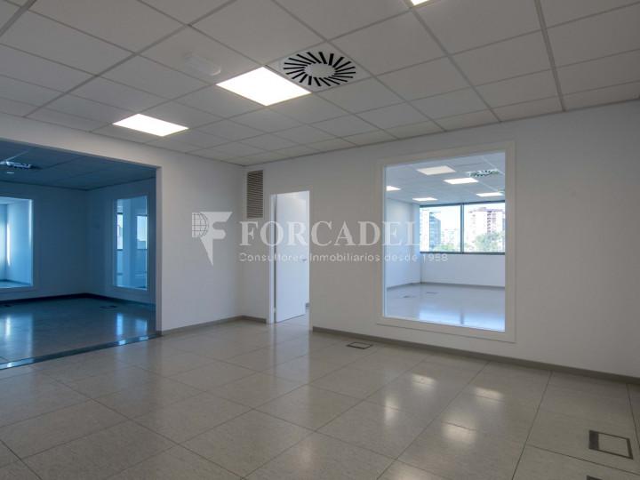 Oficines en lloguer al costat de la Plaça Europa-Zona Fira. Hospitalet de Llobregat #11