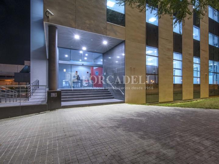 Oficines en lloguer al costat de la Plaça Europa-Zona Fira. Hospitalet de Llobregat #14