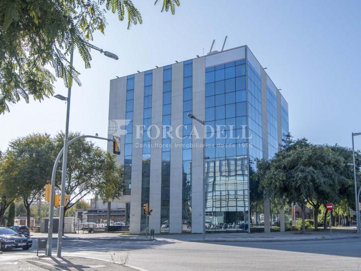 Oficines en lloguer al costat de la Plaça Europa-Zona Fira. Hospitalet de Llobregat 2