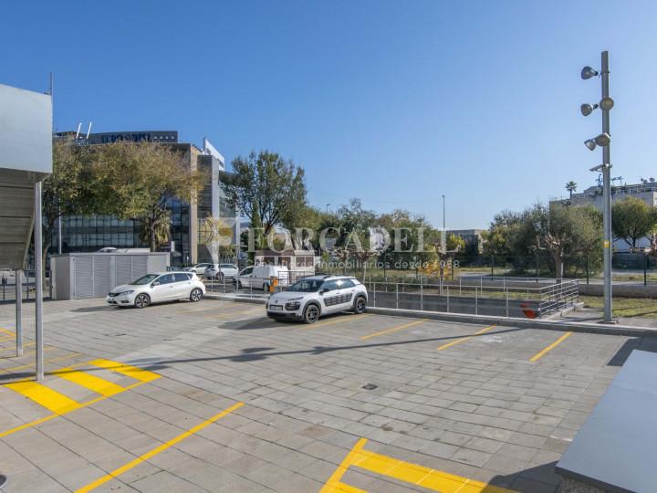 Oficines en lloguer al costat de la Plaça Europa-Zona Fira. Hospitalet de Llobregat 11
