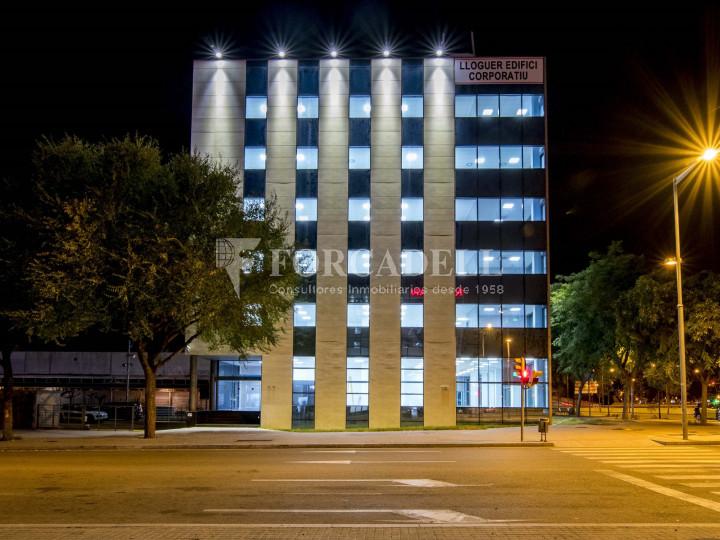 Oficines en lloguer al costat de la Plaça Europa-Zona Fira. Hospitalet de Llobregat 13