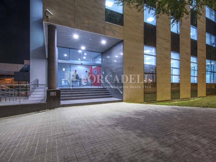 Oficines en lloguer al costat de la Plaça Europa-Zona Fira. Hospitalet de Llobregat 14