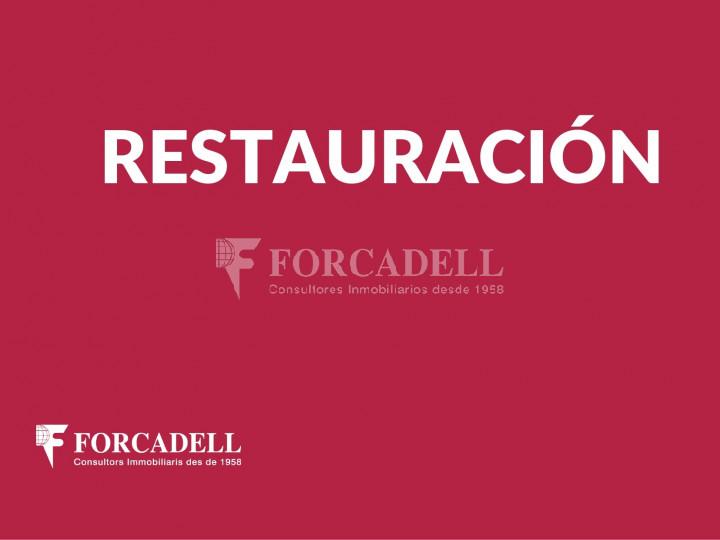 Bar-restaurante situado en el distrito de Gracia, en el barrio de Campo de Grassot. Barcelona.  2