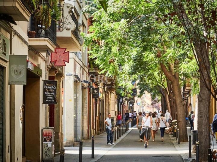 Bar-restaurante situado en el distrito de Gracia, en el barrio de Campo de Grassot. Barcelona.  7