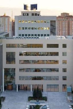 Excel·lent oficina en lloguer al Parc Empresarial Manoteras. Madrid. 1