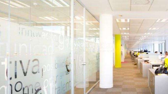 Excel·lent oficina en lloguer al Parc Empresarial Manoteras. Madrid. 10