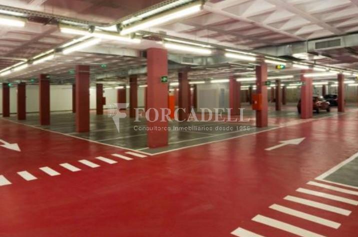 Excel·lent oficina en lloguer al Parc Empresarial Manoteras. Madrid. 11