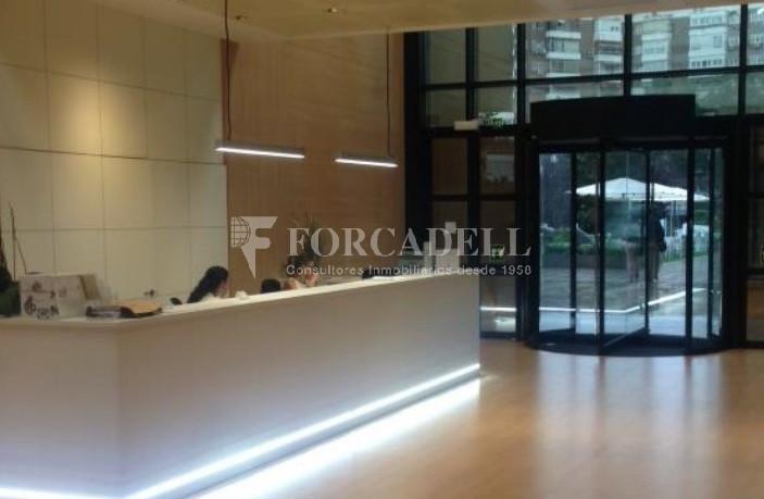 Excel·lent oficina en lloguer al Parc Empresarial Manoteras. Madrid. 8