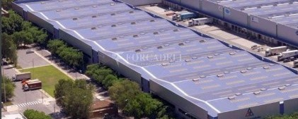 Nave logística en alquiler de  2.275 m² - Barcelona 9