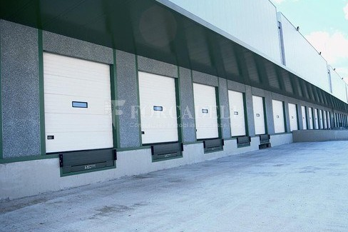 Nau logística en lloguer de 2.031 m² - Barcelona 1