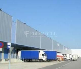 Nau logística en lloguer de 2.031 m² - Barcelona 3