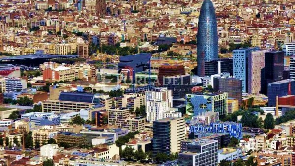 Excel·lent oficina en lloguer al districte 22 @. Barcelona. 12