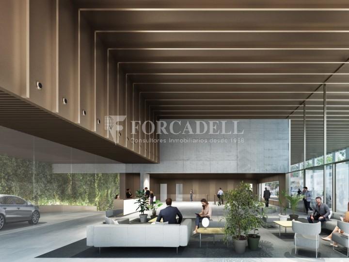 Excel·lent oficina en lloguer al districte 22 @. Barcelona. 2