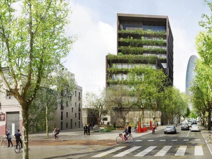 Excel·lent oficina en lloguer al districte de 22 @. Barcelona. 6