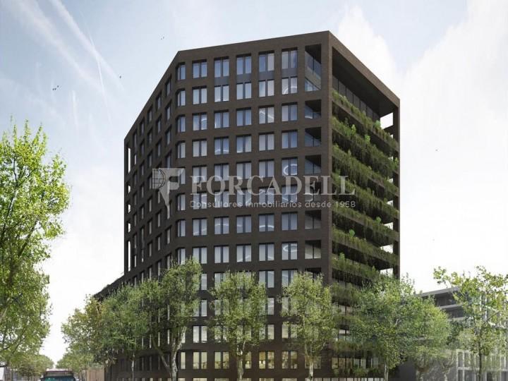 Excel·lent oficina en lloguer al districte de 22 @. Barcelona. 7