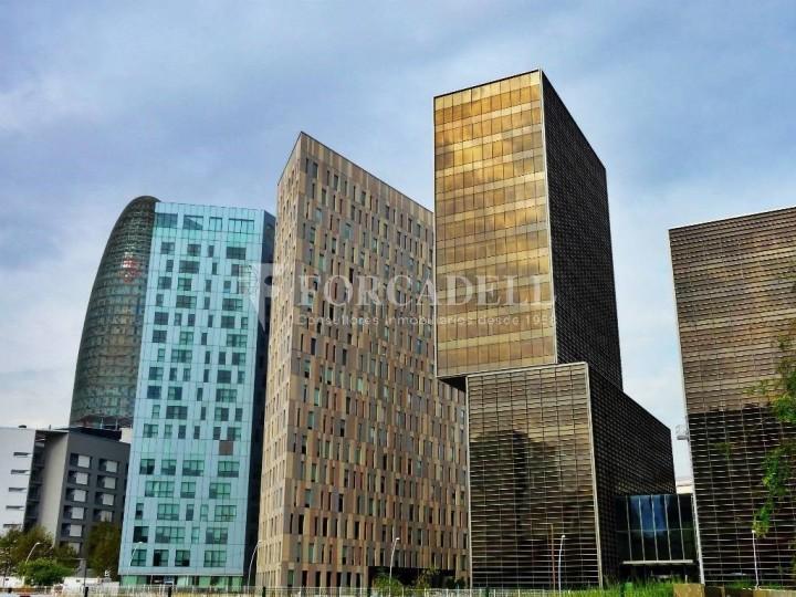 Edifici corporatiu en lloguer al districte de 22 @, carrer Pallars. Barcelona. 19