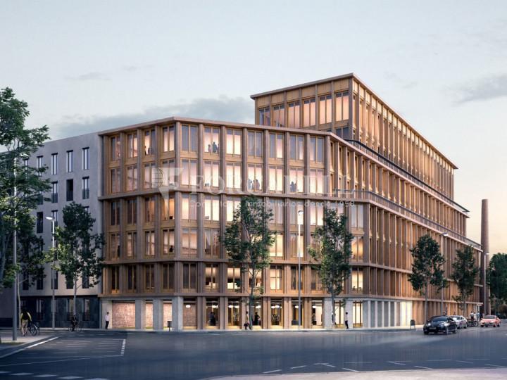Oficina en lloguer al districte de 22 @, carrer Pallars. Barcelona. 1