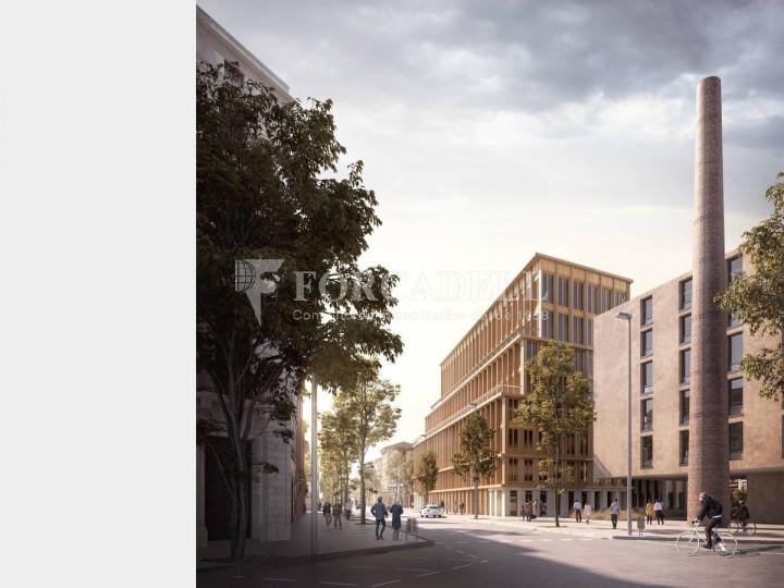 Oficina en lloguer al districte de 22 @, carrer Pallars. Barcelona. 8