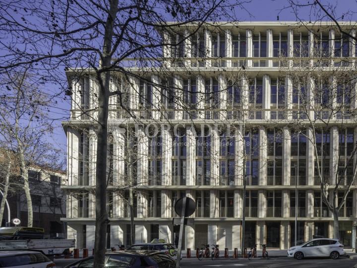 Oficina en lloguer al districte de 22 @, carrer Pallars. Barcelona. 2