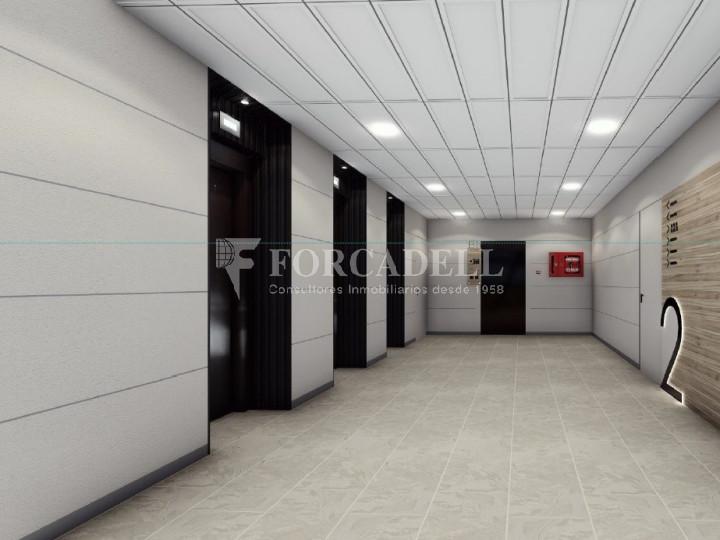 Oficina en lloguer al Prat del Llobregat.  5