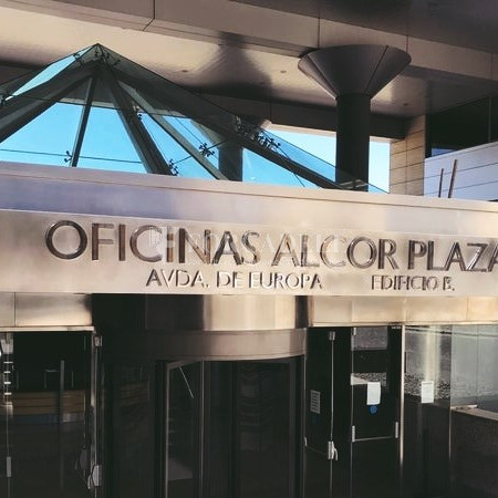 Oficina en lloguer al Parque Oeste. Alcorcón. Madrid. 2