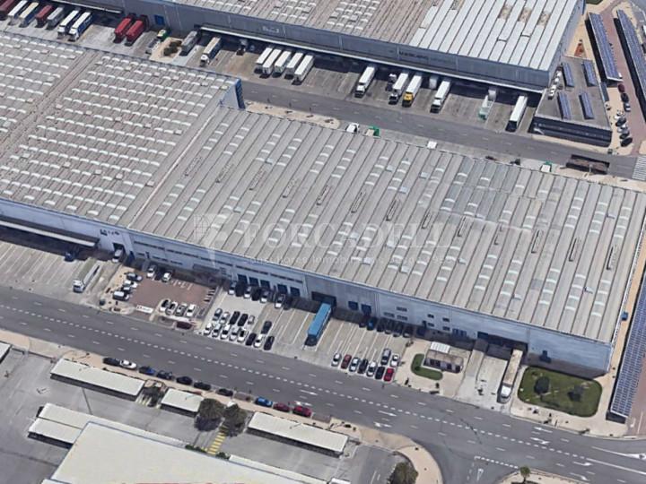 Nave logística en alquiler de 8.598 m² - Barcelona 1