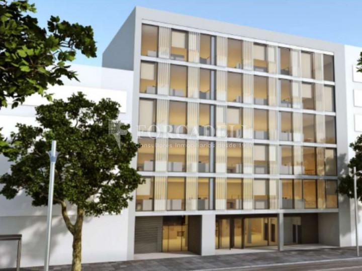 Edifici corporatiu en lloguer al districte de 22@. Barcelona. 1