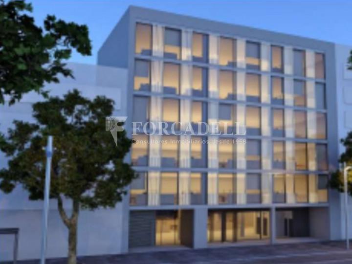 Edifici corporatiu en lloguer al districte de 22@. Barcelona. 2