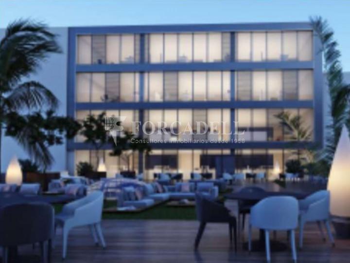 Edifici corporatiu en lloguer al districte de 22@. Barcelona. 3