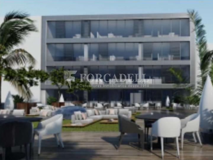 Edifici corporatiu en lloguer al districte de 22@. Barcelona. 4