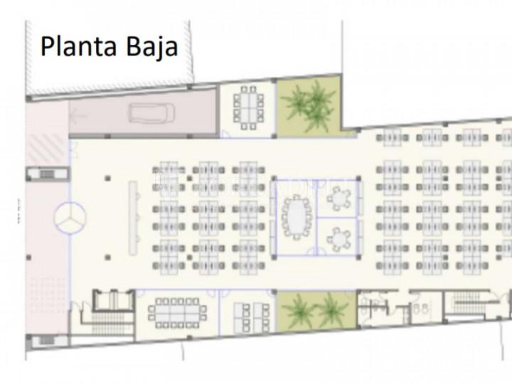 Edifici corporatiu en lloguer al districte de 22@. Barcelona. 6