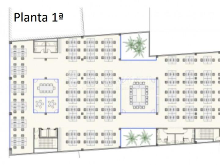 Edifici corporatiu en lloguer al districte de 22@. Barcelona. 7