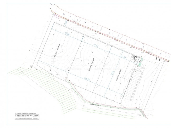 Nave logística en alquiler de 9.250 m² - Subirats, Barcelona 1