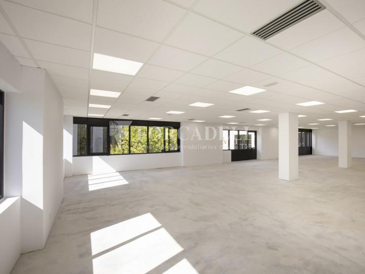 Oficina diáfana y luminosa en alquiler en Parque Empresarial Miniparc II, Alcobendas. Madrid 1