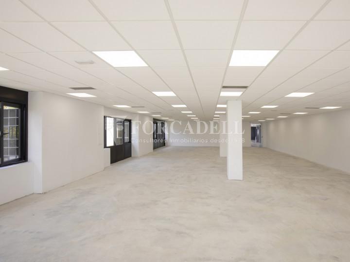Oficina diáfana y luminosa en alquiler en Parque Empresarial Miniparc II, Alcobendas. Madrid 4