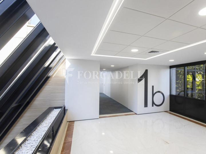 Oficina diáfana y luminosa en alquiler en Parque Empresarial Miniparc II, Alcobendas. Madrid 5