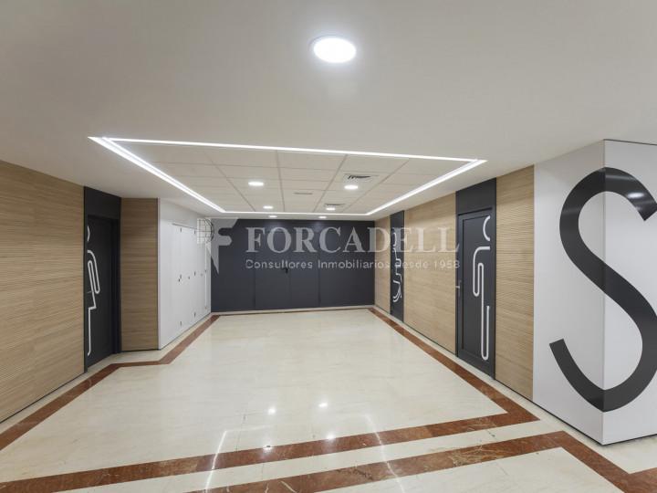 Oficina diáfana y luminosa en alquiler en Parque Empresarial Miniparc II, Alcobendas. Madrid 6