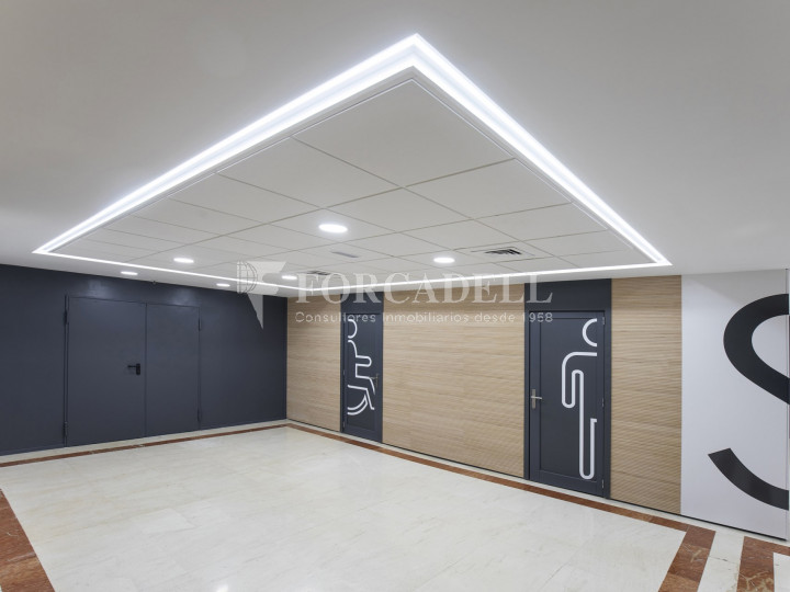 Oficina diáfana y luminosa en alquiler en Parque Empresarial Miniparc II, Alcobendas. Madrid 7