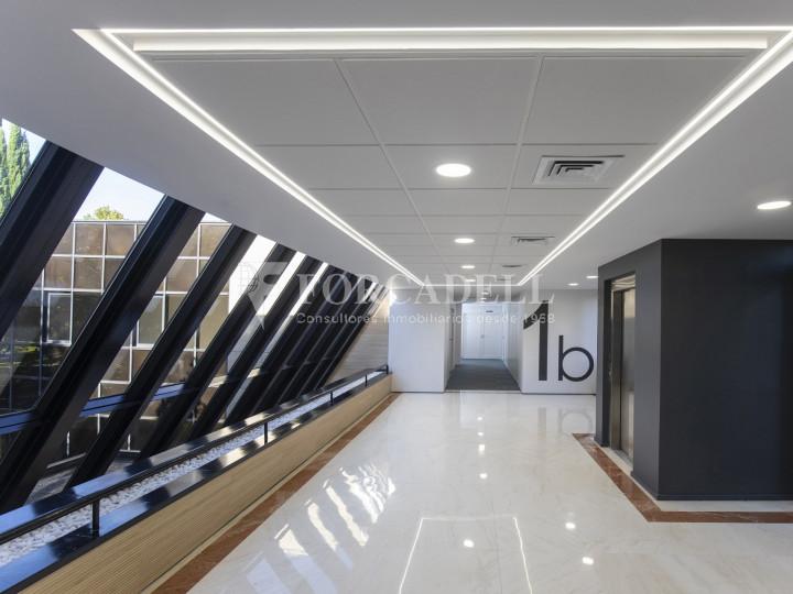 Oficina diáfana y luminosa en alquiler en Parque Empresarial Miniparc II, Alcobendas. Madrid 8