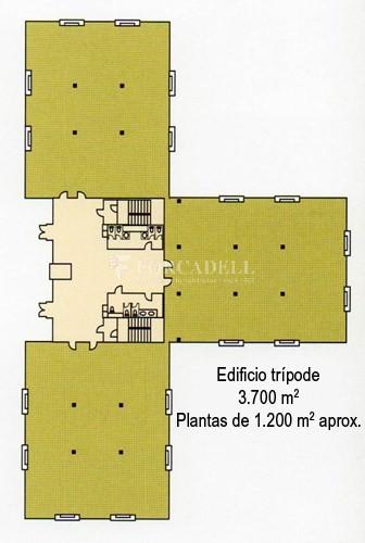 Oficina diàfana i lluminosa en lloguer a Alcobendas. Madrid #10