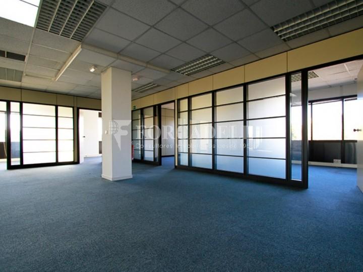 Oficina diàfana i lluminosa en lloguer a Alcobendas. Madrid #3