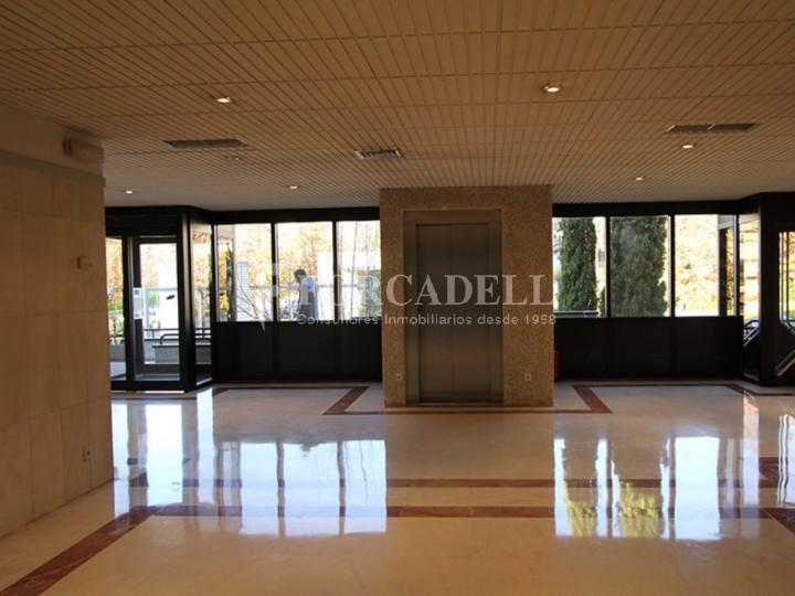 Oficina diàfana i lluminosa en lloguer a Alcobendas. Madrid #4
