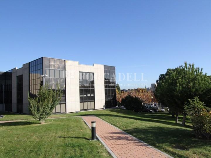 Oficina diàfana i lluminosa en lloguer a Alcobendas. Madrid #5