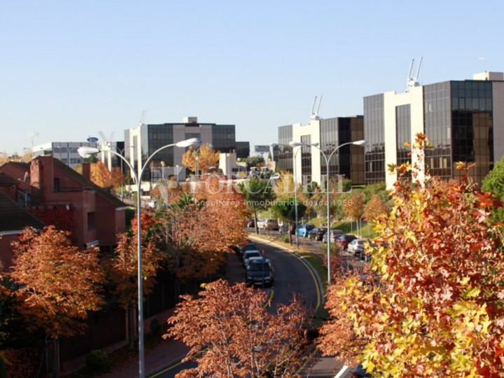 Oficina diàfana i lluminosa en lloguer a Alcobendas. Madrid #7